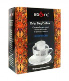 Кофе в фильтр-пакетах Drip Bag Coffee (Дрип Бэг Кофе) Эспрессо Флоренсия, Дрип кофе