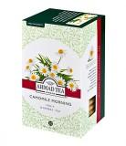 Чай травяной Ahmad Camomile Morning (Ахмад Камомайл Монинг, с ромашкой и лимонным сорго), пакетики в конвертах из фольги, 20 саше по 1.5г.