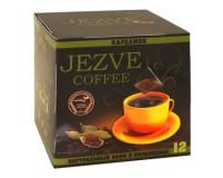 Кофе в пирамидках Jezve кардамон (Джезве) 72 г, в коробке 12 пирамидок, доставка кофе в офис