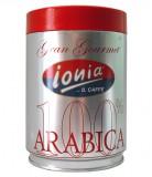 Ionia 100% Arabica (Иония 100% Арабика), кофе молотый (лот 100 банок) , жестяная банка (250г), (оптовое предложение)