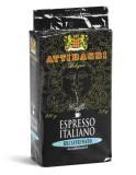 Кофе молотый Attibassi Espresso Italiano Decaffeinato (Аттибасси Эспрессо Итальяно Декаффинато) 250 г, вакуумная упаковка