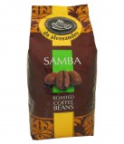 Кофе в зернах Da Alessandro Samba (Де Алессандро Самба) 1кг, вакуумная упаковка, акционный товар