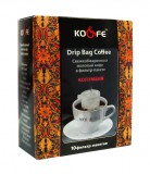 Кофе в фильтр-пакетах Drip Bag Coffee (Дрип Бэг Кофе) Колумбия, Дрип кофе