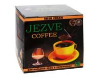 Кофе в пирамидках Jezve Irish Cream (Джезве Айриш Крем) 72 г, в коробке 12 пирамидок, доставка кофе в офис