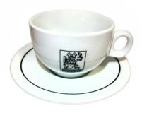 Кофейная пара Bonomi, чашка (205 мл) + блюдце