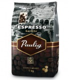 Кофе в зернах Paulig Barista (Паулиг Бариста) 1кг, вакуумная упаковка