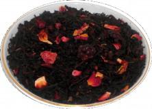 Чай черный HANSA TEA Екатерина Великая, 500 г, фольгированный пакет, крупнолистовой ароматизированный чай, купить чай