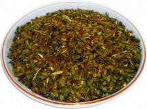 Чай Зеленый HANSA TEA Зеленый, 500 г, фольгированный пакет, крупнолистовой мате чай, купить чай