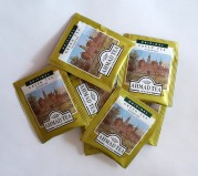 Чай зеленый Ahmad Green Tea (Ахмад Зеленый чай), пакетики с ярлычками, в конверте из фольги, хорека (300 саше по 2г)