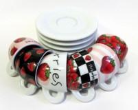 Набор коллекционной посуды Bazzara