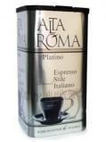Alta Roma Platino (Альта Рома Платино), кофе молотый (500г), аромабокс (Доставка кофе в офис)