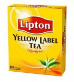 Чай Lipton Yellow Label, 100х2