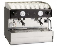 Профессиональная автоматическая кофемашина  8B (LUMAR) Giulia 2 gruppi elettronica (под заказ)