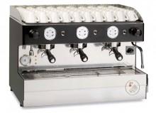 Профессиональная автоматическая кофемашина  8B (LUMAR)Giulia 3 gruppi elettronica (под заказ)