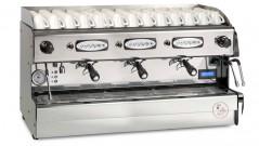 Профессиональная автоматическая кофемашина  8B (LUMAR) Augusta 3gruppo semiautomatica (под заказ)