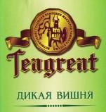 Teagreat, Дикая Вишня, зеленый фруктовый, весовой (0,1 кг.)