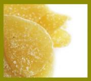 Имбирь (цукаты) слайсы (30г)