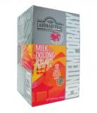Чай черный Ahmad Ахмад Милк Улун с молоком ( 20саше по 2гр.)