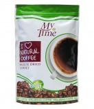 Кофе MyTime Anti-Oxy (Май Тайм Анти-окси) 95 г, сублимированный кофе, упаковка дой-пак
