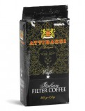 Кофе молотый Attibassi Espresso Italiano Filtr Coffee (Аттибасси Эспрессо Итальяно Фильтр кофе) 250 г, вакуумная упаковка