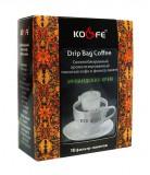 Кофе в фильтр-пакетах Drip Bag Coffee (Дрип Бэг Кофе) Ирландский Крем, Дрип кофе