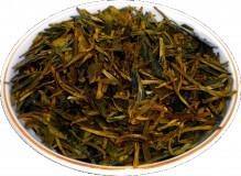 Чай зеленый HANSA TEA Колодец Дракона Лен Цзин, 500 г, фольгированный пакет, крупнолистовой зеленый чай, купить чай