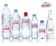 Минеральная вода Evian, 1л