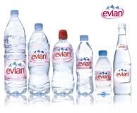 Минеральная вода Evian, 0,5л