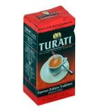 Кофе молотый Turati Affezionato (Турати Аффеционато), 250г, вакуумная упаковка