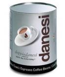 Danesi Doppio (Данези Доппио), кофе в зернах (2кг), жестяная банка