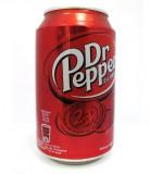 Dr Pepper 0,33л  жестяная банка, 24 банки в упаковке