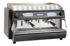 Профессианальная автоматическая кофемашина  8B (LUMAR) Aurora 2gruppi elettronica (под заказ)