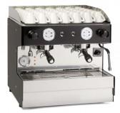 Профессиональная автоматическая кофемашина  8B (LUMAR) Giulia 2 gruppi elettronica COMPATTA (под заказ)