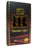 Изделие из шоколада в виде сигар с начинкой 100гр
