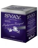 Чай Svay Highgrown Bouguet (Высокогорый Букет) черный  в саше (20саше по 2гр.)